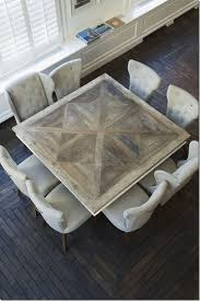 dining room tables chairs square: rustic wood square dining table designs with wingback and armless chairs square dining table designs furniture square dining room tablesquare dining