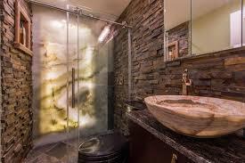 images bathroom wood cabinets rustic