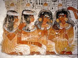 Ancient Egyptian '<b>head</b> cone mystery' solved by archaeologists
