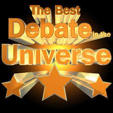 The Best Debate in the Universe