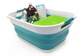 SAMMART <b>Collapsible Plastic Storage</b> Bask- Buy Online in Jamaica ...