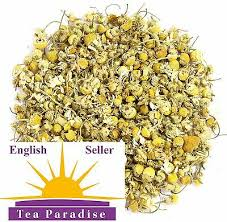 CHAMOMILE DRIED FLOWERS HERBAL LOOSE LEAF TEA ...