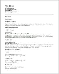 entry level data analyst resume sample  level data analyst resume    entry level data analyst resume sample