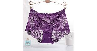 New <b>Transparent</b> Ladies Sexy Comfortable Lace Waist Panties ...