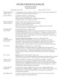 reverse chronological resume getessay biz reverse chronological resume by hmn57734 in reverse chronological