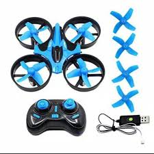 DRONE <b>MINI JJRC H36</b> FULL PACK | Shopee Indonesia