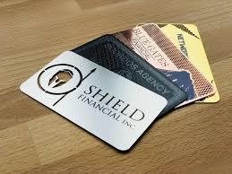 LUX <b>Metal</b> Card - <b>Metal Business Cards</b>