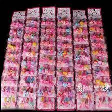 Wholesale 20pcs/<b>Sets Mixed</b> Cartoon <b>Styles</b> Baby Kids Girls HairPin ...