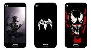 venom for xiaomi redmi 6 case cover soft silicone back on for coque redmi6 phone bumper