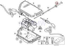 BMW Genuine Emergency Actuating Unit Guide Tube ... - Amazon.com