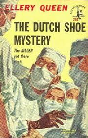 Квин Эллери - <b>Тайна</b> голландской <b>туфли</b>, скачать бесплатно ...