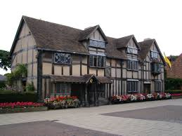 Image result for shakespeare birthplace