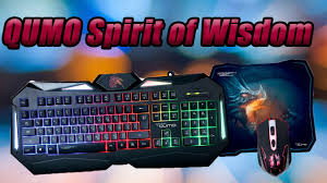 Игровой <b>набор QUMO</b> - <b>Spirit of</b> Wisdom. Распаковка и обзор ...