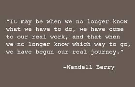 Wendell Berry Quotes. QuotesGram