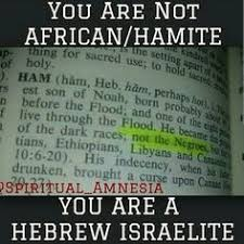 Image result for hebrew israelites not african