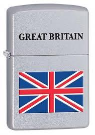 <b>Зажигалка ZIPPO</b> Union Jack <b>205 UNION JACK FLAG</b> купить всего ...