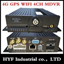 MDVR <b>4G</b> MObile dvr <b>gps</b> wifi hd 4ch ahd double <b>sd card</b> truck/bus ...