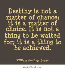 Quotes About Fate And Chance. QuotesGram