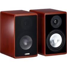 <b>Полочная акустическая</b> система <b>Canton</b> Ergo 620, cherry - купить ...