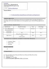 amazing free download resume format for freshers   resume format webnew resume format for freshers free resume templates free download resume format for freshers