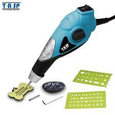 TASP 220V <b>Electric</b> Engraver <b>Metal Engraving Pen</b> Carbide <b>Steel</b> ...