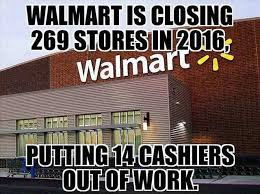 Image result for WALMART CLOSING