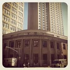 US Post Office - Cooper Station - <b>Greenwich</b> Village - Нью-Йорк, NY