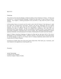 sample cover letter for sponsorship examples of informal essays event sponsorship cover letters template
