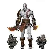 18 cm <b>NECA Game God</b> of War 3 Ghost of Sparta Kratos <b>Action</b> ...