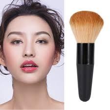 Fashion <b>Women</b> Face Cosmetic Make up <b>Brush</b> Big Loose <b>Powder</b> ...