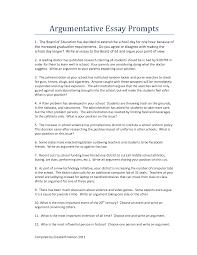 argumentative essay examples th grade resume schoodie com us topics on persuasive essays examples of argumentative essay prompts by dandanhuang argumentative persuasive essay cover letter