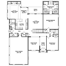 bedroom story house plans   Bedroom Design Ideas  Pictures        bedroom house plans story