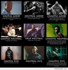 Good, Neutral & Evil by ben - Meme Center via Relatably.com