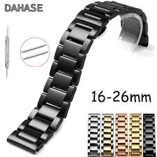 Universal <b>Magnetic</b> Closure <b>Milanese Loop Strap</b> Watch <b>Band</b> ...