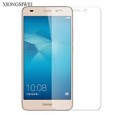 2pcs tempered glass huawei p20 lite screen protector anti brust film