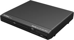 Купить DVD-<b>плеер SUPRA DVS</b>-<b>14U</b>, черный в интернет ...