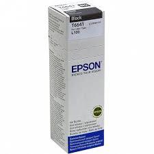 Купить <b>Чернила EPSON T6641 Black</b> для L100/L110/L200/L210 ...