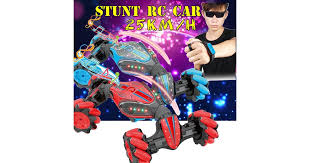 Gw124 <b>Gesture Sensing</b> Twisting Car <b>Watch</b> Remote Control Dor ...