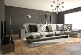 awesome minimalist gray living room interior design awesome living room colours 2016