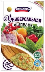 <b>Spice Master Приправа Универсальная</b>, 150 г — купить по ...