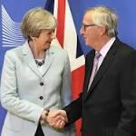 EU und Briten schaffen Durchbruch für den Brexit
