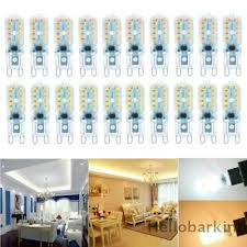 2 ~ 10PCS G9 8W LED Dimmable Capsule <b>Bulb</b> Replacement Light ...
