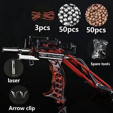 <b>Powerful Catapult Full Set</b> Fishing Slingshot Arrow Laser Slingshot ...