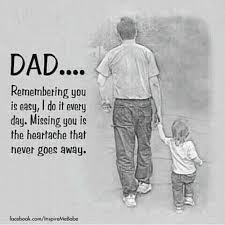 daughter and daddy quotes   miss u dad rip dad text love u daddy ... via Relatably.com