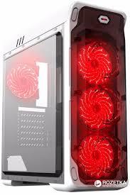 ROZETKA | <b>Корпус Gamemax StarLight W-Red</b>. Цена, купить ...