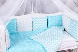 <b>Бортик в кроватку AmaroBaby</b> Royal Baby 12 подушек ...