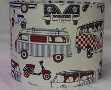 Home Lighting Campervan Lampshade Ceiling Light Shade ...