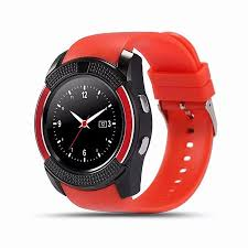 <b>V8 Bluetooth</b> Smart Men Women Sport Watch Phone Mate Round ...