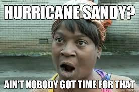 Hurricane Sandy memes   quickmeme via Relatably.com