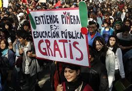 Resultado de imagen para movimiento estudiantil en paraguay